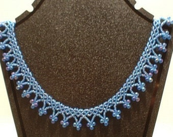 Blue Amalie Collar Tutorial - download