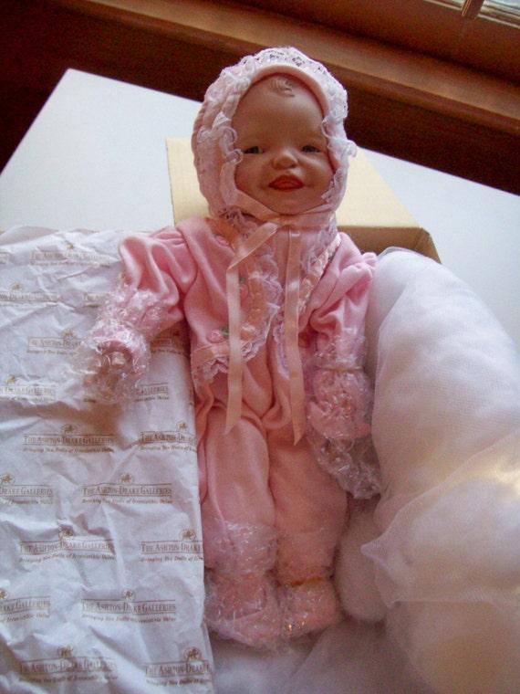 NEW - MEAGAN ROSE Ashton Drake doll