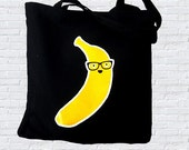 Mister Banana Tote Bag