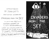 INVADERS FROM THE SKY Zine