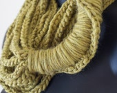 Lemon Grass Infiniti Lotus Lupe Scarf