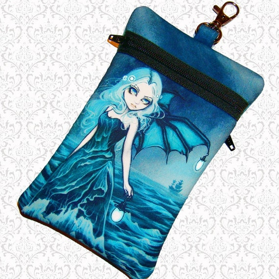 Sea Beacon cell phone bag Jasmine Becket Griffith