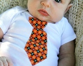 Lil Man Tie Onesie- Mr. Cool
