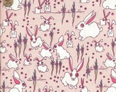 Last Yard in Stock - Jay McCarroll's Funny Bunnies from Garden Friends