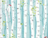 End of Bolt - Last 30 Inches in Stock - Michael Miller Backyard Baby Birch Forest