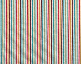 SALE - Laura Ashley Heidi Cream Stripe - End of Bolt - Last 30 Inches