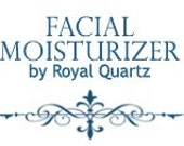Facial Moisturizer . Large . 8 Drams . 1.0 Oz . Royal Quartz
