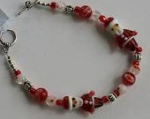 Santa Christmas Bracelet