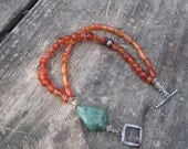 PRIVATE listing for Pat - Indian Summer Bracelet