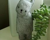 small bunny. gladys.