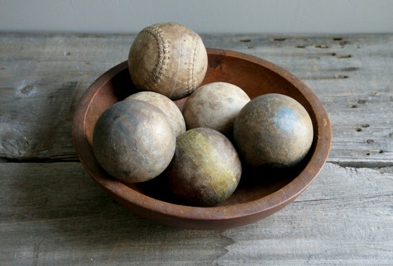 vintage ball instant collection