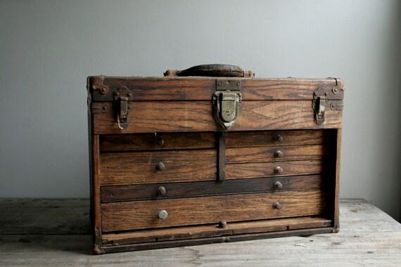 machinist's tool chest