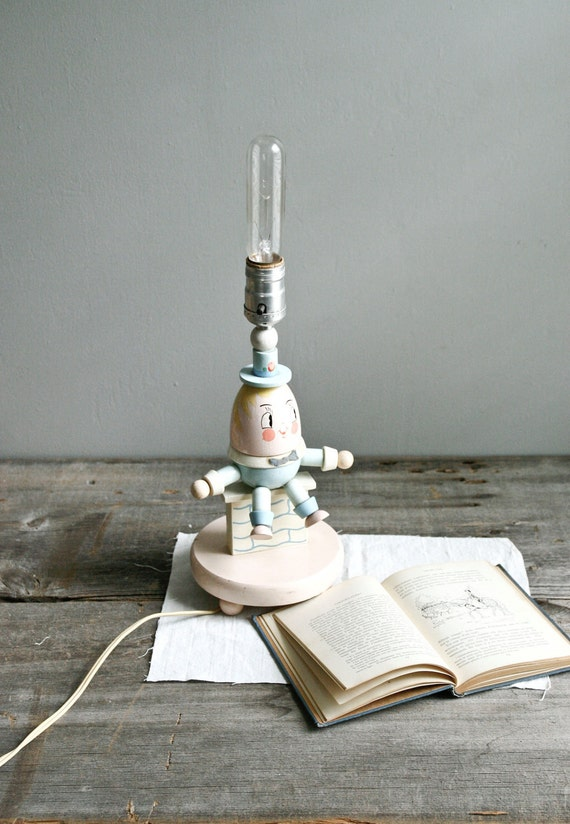nursery rhyme lamp