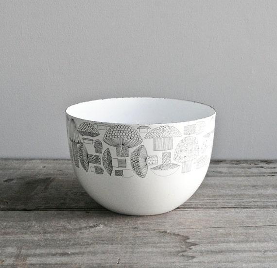 vintage kaj franck finel bowl