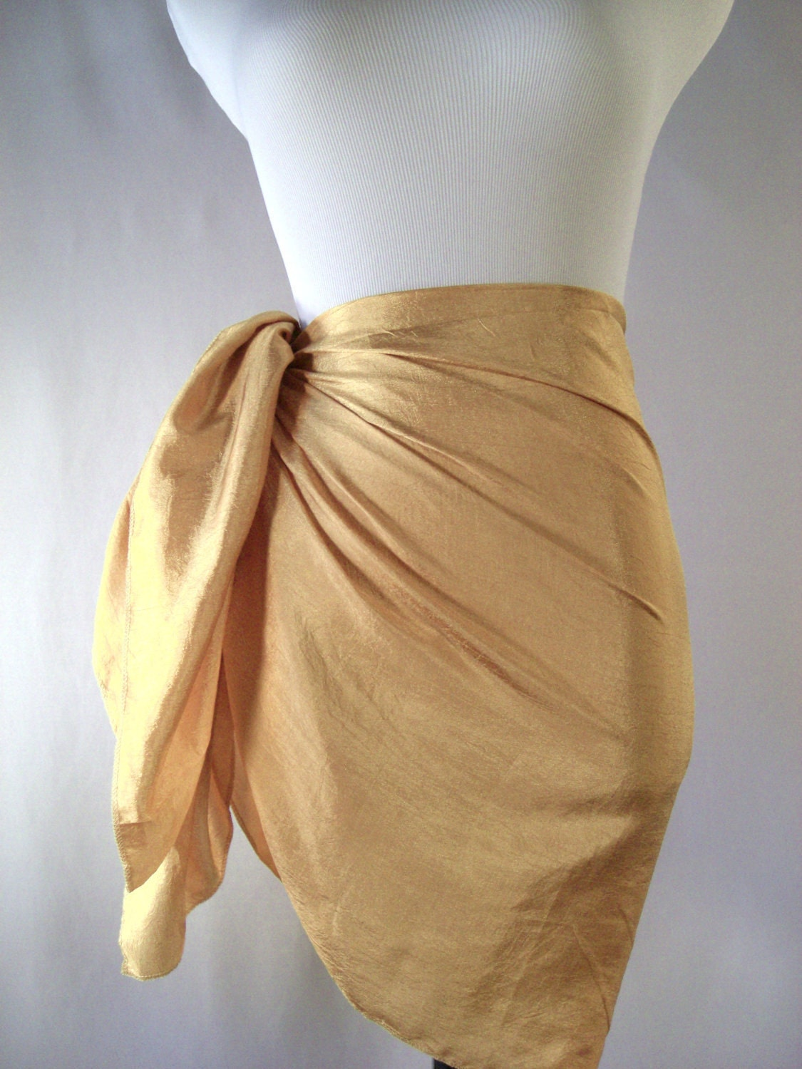 Image result for gold sarong