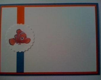 So Cute Finding Nemo Invitations