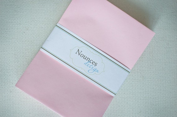 A7 Envelope - Pack of 25 - Pastel Pink