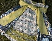 Prince Charming Toddler Knot Sun Dress Jumper or Tunic etsykids team