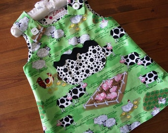 MOOve over Toddler Jumper etsykids team