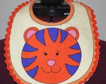 Tiger Infant Baby Bib