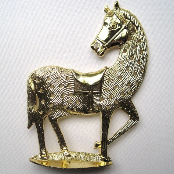 Horse of Course Vintage Torino Earring Tree