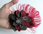 RESERVED FOR GraftingHall ONLY - Flower Fascinator - Accessory for Pets