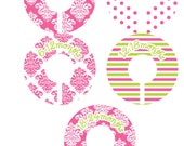 Lily Baby Closet Clothing Organizer Dividers for Girls - Bananafish