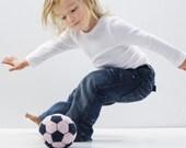 Knit Kit soccer ball