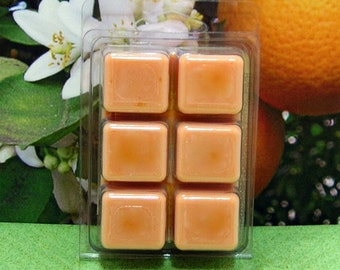 Orange Blossom Breakaway Clamshell Soy Wax Tart Melts