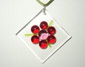 Redhat Flower Pendant