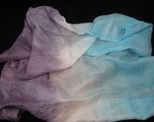 Playsilk purple and blue 30 inch square