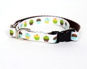 Mini Cupcake TINY Dog\/Cat Collar