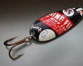Original Recyclure, Large, Pickled Herring, Fishing Lure