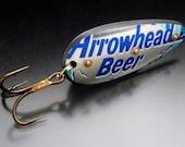 Large Original Recyclure Arrowhead Beer