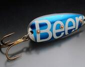 Captain Blue Beer Original Recyclure