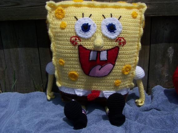 Spongebob Ami Pattern with free Plankton pattern by mama24boyz