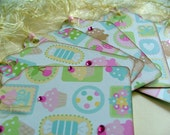 Large Ice Cream Gift Tags