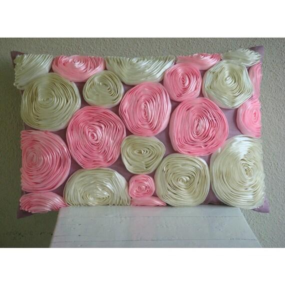 thehomecentric - Decorative Pillows Oblong/Lumbar Throw Pillow Cover Accent Pillow 12x18 Inch ...
