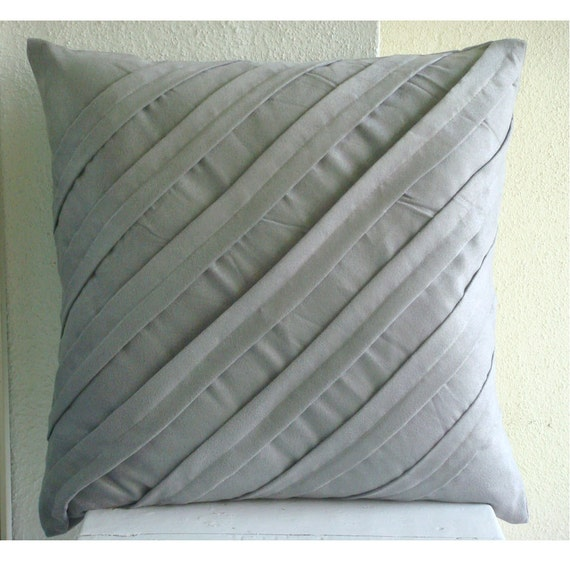 Decorative Pillow Sham Covers 24 Inch Accent Pillow Euro Sham