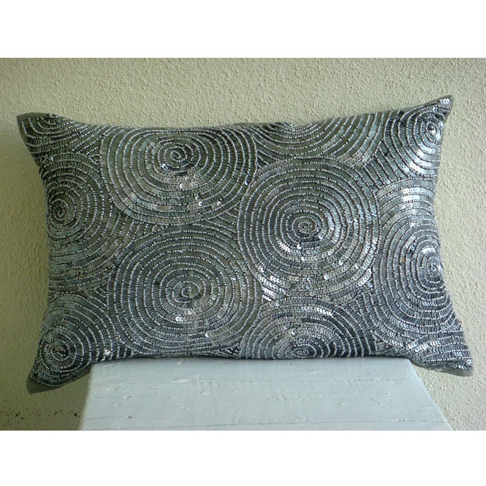 Rectangular Throw Pillow Covers : Decorative Oblong / Lumbar Rectangle Pillow Covers Accent