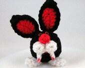 New Moon Vampire Bunny Rabbit
