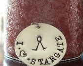 I HEART STARGATE Necklace (Inventory Sale)