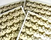 SALE - Tile Coasters - Wild Horses - Set of 4