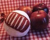 Teacher's Pet crochet fruit protector - red ebi