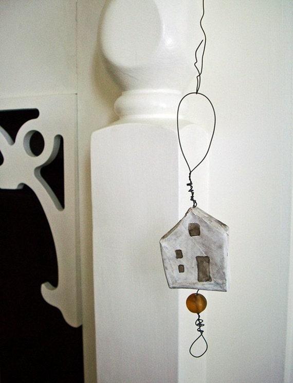 Tiny House Ornament