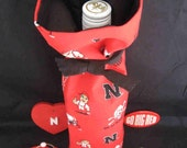 GO BIG RED Gift\/Wine Tote