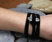 crystal power wrist wrap