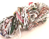 Plarn-Making Service -- Spin Your Plastic Bags into Upcycle Yarn