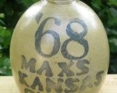 Joplin - Rauschenberg commemorative jug