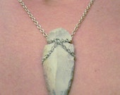 Indian Arrowhead NECKLACE